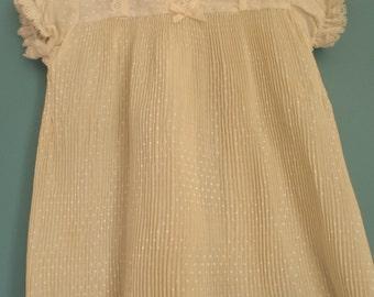 Vintage Girls Summer Dress