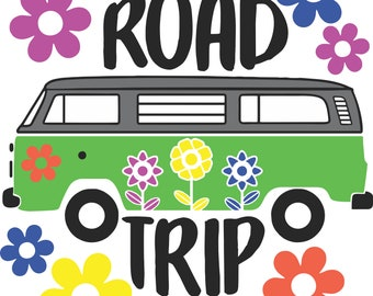 Road Trip SVG