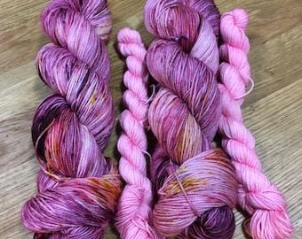 Sugar Plum Fairy Sock Set