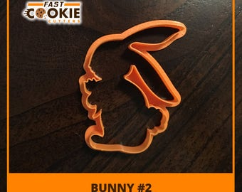 Bunny 2 Cookie Cutter