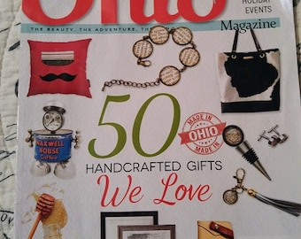 Living Tree Candles Featured in OHIO Magazine