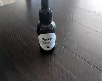 Beard Oil - 1oz