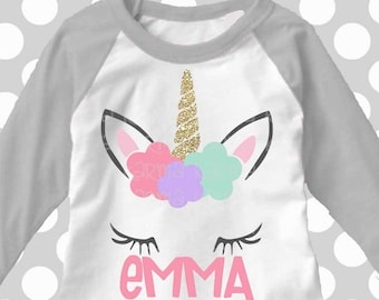 unicorn svg, svg, unicorn clip art, kids svg, unicorn shirt, unicorn shirt svg, digital download, iron on, shortsandlemons, shortsandlemons