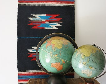 woven textile woven wall hanging - southwestern - boho