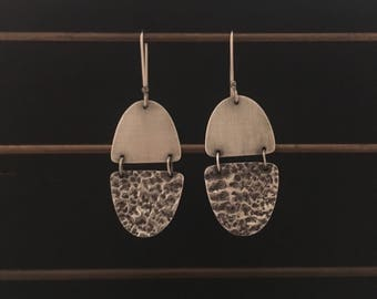 Kinetic Dangle Earrings