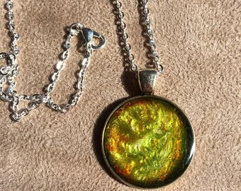 Wearable Art Necklace