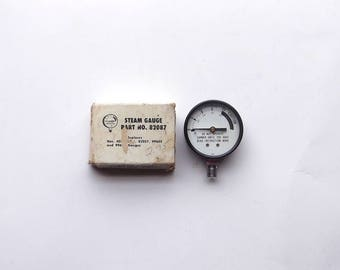 Pressure Steam Gauge for Canners Canning NOS in Box #82087 replaces 99605 unused