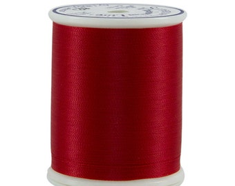 627 Bright Red - Bottom Line 1,420 yd spool by Superior Threads