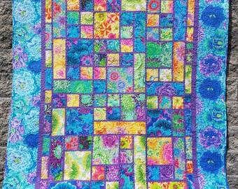 Garden Plot Quilt Pattern