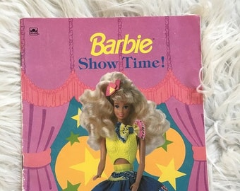 15% OFF - 1992 Barbie show time! book