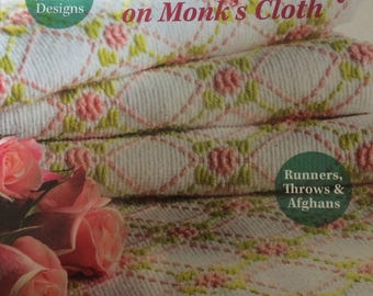 Learn Huck Embroidery on Monk's Cloth by Trice Boerens - Paperback Book