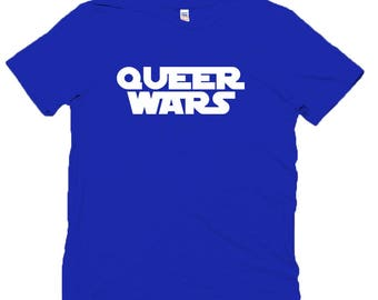Queer Wars Organic Cotton Tee