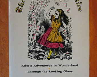 The Annotated Alice: Alice's Adventures in Wonderland and Through the Looking Glass by  Lewis Carroll and Martin Gardner