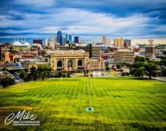 Kansas City #1 - Photograph