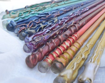 Magic Wands for Wizards and Witchlings