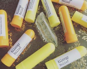 Allergy Relief aromatherapy inhaler
