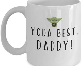 yoda mug, star wars mug, yoda coffee mug, funny yoda mug, yoda best dad mug, yoda, yoda one, yoda one for me mug, star wars coffee mug,