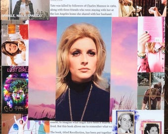 Sharon Tate Tribute