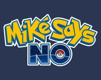 Phish Fluffhead Mike Says No Pokemon   Men's