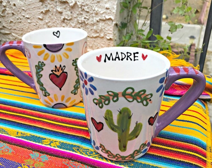 Madre Mug - Fired Ceramics