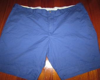 Polo Ralph Lauren Big Mans tennis shorts size 48