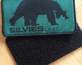 Custom Patches - 50 - VELCRO® Brand Backed - Your own artwork - Up to 10 Colors - A USA Company