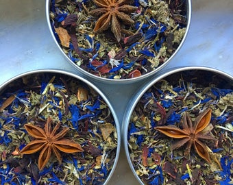 Eye of the Witch Tea