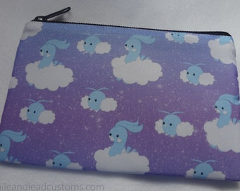 Swablu and Altaria Zipper Pouch