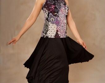 Handkerchief Hem Skirt