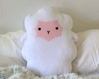"""Sheep Pillow 23.6"""" 60cm"""