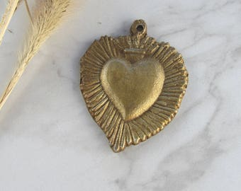 Sacred Heart Pendent