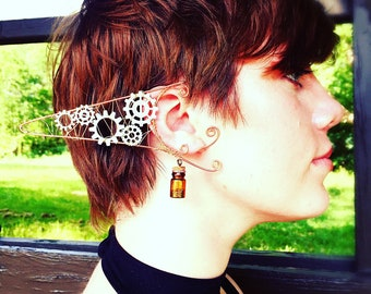 Steampunk Elven Ear