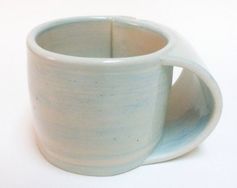 Ceramic Ribbon Mug I