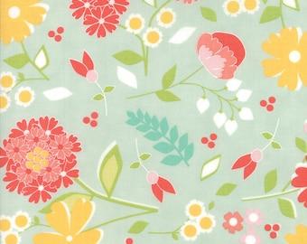 Flower Mill - Bloomy Mist by Corey Yoder for Moda, 1/2 yard, 29030 20