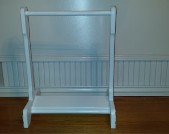 American Girl Clothes Rack