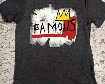 Basquiat Famous