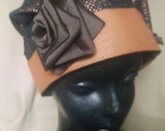 Downton Abbey style hat