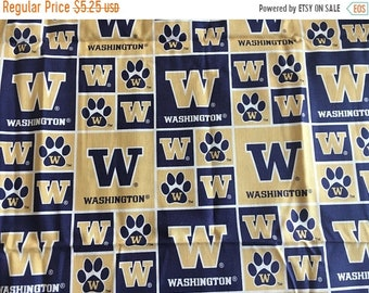 Spring Sale UW fabric remnant