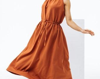 Feel like a goddess - fantastic Greek style dress, maxi greek dress, dress for summer, maxi summer dress by Nadi Renardi