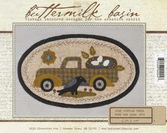 SALE!! Mini Vintage Truck Series by Buttermilk Basin - May
