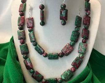 Necklace, Bracelet & Earring Set