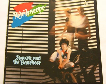 Siouxsie And The Banshees Kaleidoscope LP vinyl record album original 1980 release in great condition goth alternative indie music gift
