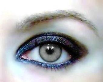 Vegan Eye Shadow  Eyeliner Eyeshadow Large Black Orchid Mineral Makeup
