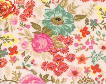 Moda MERAKI, Meraki Nefertari Marzipan 30490-13, Moda Fabrics, Basic Grey, Shabby Chic, Quilt, Baby Nursery, Quilting, Fabric By The Yard