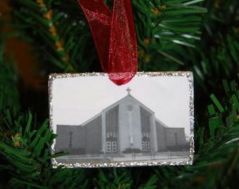 Ornament - St. Gerald Church, Oak Lawn, Illinois