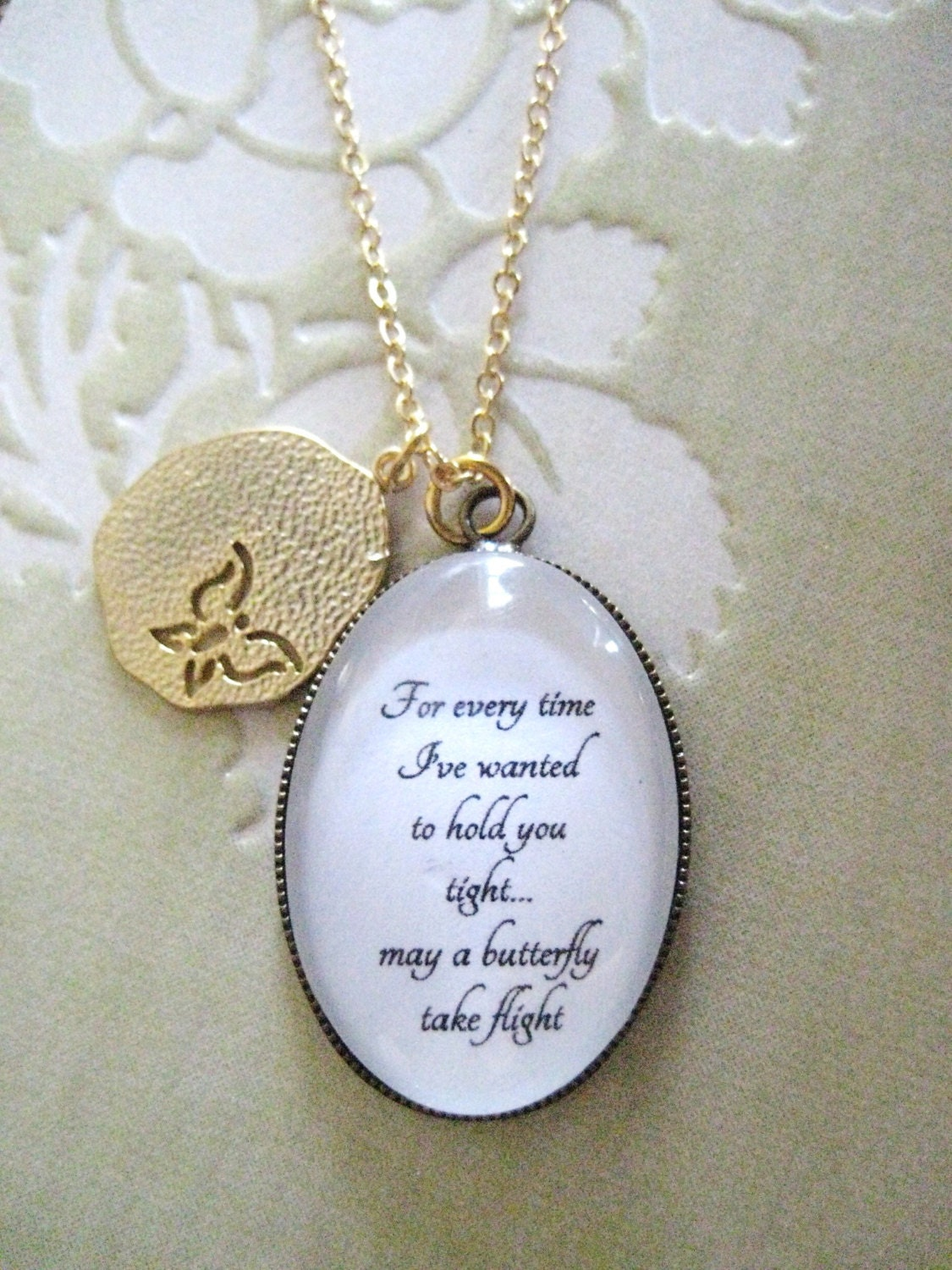 jewelry store memory keepsake personal never forgotten remembrance miscarriage but gone necklace baby