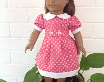 Dolls school  or casual dress