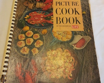 1962 The Picture Cook Book by the Editors of Life Magazine
