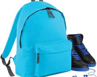 Personalised Junior Backpack - Gym Bag/School Bag
