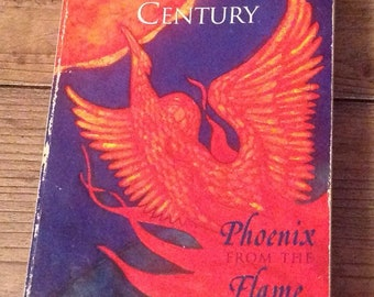 Vintage Paganism Book, Living as a Pagan in the 21st Century Book , Vintage Vivianne Crowley Book, Phoenix from the Flame